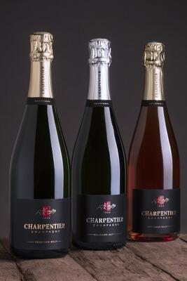 Collection Tradition Champagne Charpentier