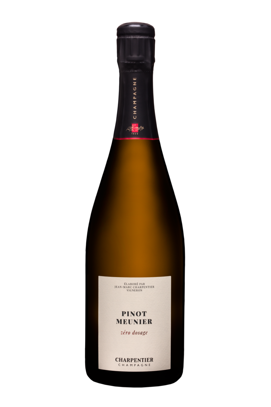 Champagne Charpentier (Charly-Sur-Marne) Pinot Meunier Zéro Dosage