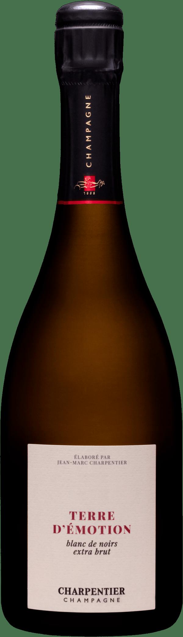 Champagne Charpentier Terre d'Émotion Blanc de Noirs
