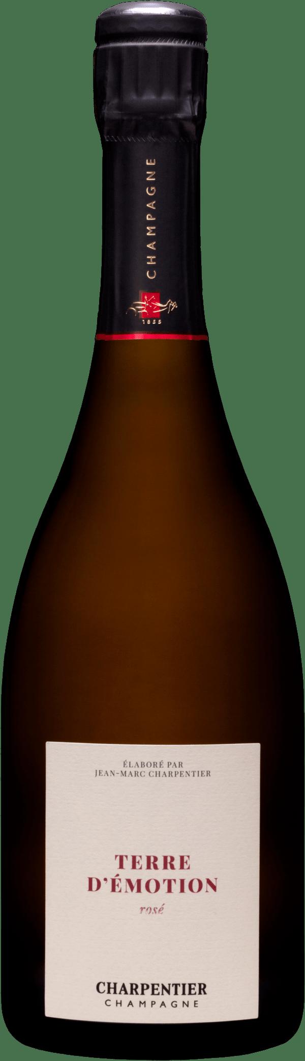 Champagne Charpentier Terre d'Émotion Rosé