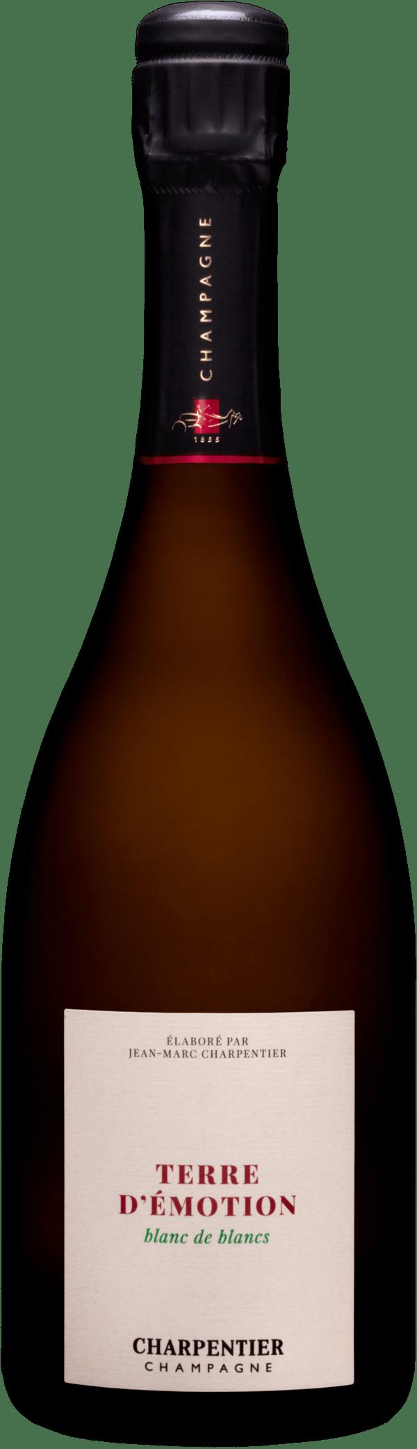 Champagne Charpentier Terre d'Émotion blanc de blancs